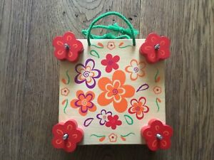 Wooden Childs Flower Press