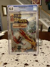 Amazing Spider-Man #17 - Marvel 1964 CGC 4.0 2nd Appearance of the Green Goblin.