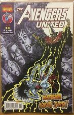 MARVEL THE AVENGERS UNITED COLLECTORS EDITION VOL 1 24 PANINI UK