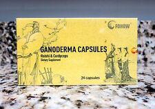 Fohow Ganoderma Capsules Dietary Supplement (Fohow Linchzhi)