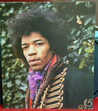 9 3/4 X 11 1/4 In. Picture Poster The Jimi Hendrix Experience