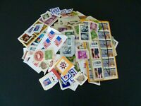 USA Very Nice Lot of On Paper Stamps - Four Plus Ounces - See Description