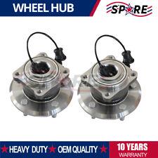 Rear Wheel Hub Bearing Assembly Fit CHEVROLET CAPTIVA SPORT 2012-2015