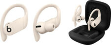 Authentic Beats by Dr. Dre Powerbeats Pro Ear-Hook Wireless Headphones Ivory