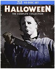NEW Halloween Complete Coll Bd V2 [Blu-ray]