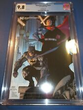 Detective Comics #1027 Jim Lee Variant CGC 9.8 NM/M Gem Batman