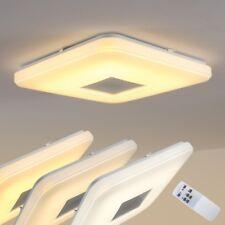 Deckenleuchte LED Wohn Zimmer Küche Decken Lampen dimmbar Lichtfarbe einstellbar