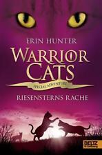 Warrior Cats - Special Adventure. Riesensterns Rache von Erin Hunter  UNGELESEN