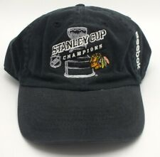 Chicago Blackhawks 2013 Stanley Cup Champions NHL Reebok Hat Cap - One Size