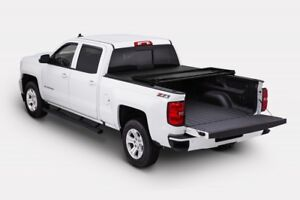"""Tonno Pro Hard Fold Bed Cover for GM Truck 14-18 Short Bed 6'6"""" HF-158"""