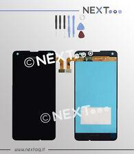 Schermo Display Touch screen vetro Microsoft Nokia Lumia 550 + kit riparazione