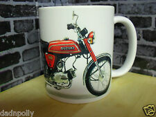 SUZUKI AP50 - SUZUKI A50P - CERAMIC MUG - IDEAL GIFT - PERSONALISED IF REQUIRED