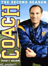 Coach - The Second Season NEW 2-Disc DVD Set Buy 2 Items-Get $2 OFF