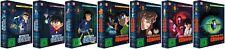 Detektiv Conan - TV Serie - Box 1-7 - Episoden 1-206 - DVD - NEU