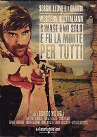 Dvd **RIMASE UNO SOLO E FU LA MORTE PER TUTTI** collana Sergio Leone 1971
