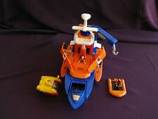 1997 Matchbox Mega-rig Rescue Squad Speed Boat