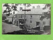 3 Linton Nr Ross on Wye Post Office unused RP pcs Ref A554