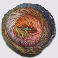 Noro Seide Garten Mohair Wolle Regenbogen Garn pro Strang Farbe 408 Menge D