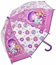 Despicable Me Minions Unicorn Bubble Dome Umbrella Kids Childrens Girls Brolly