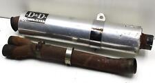 1999 2000 99-00 Honda Cbr 600 F4 Cbr600 F4 D&D Custom Exhaust Pipe Muffler Slip
