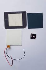 Gameboy DMG-01 Backlight Kit Bivert Plastic, Glass Lens - White, Green, Yellow