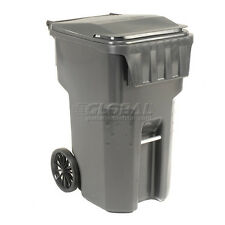 Otto Mobile Trash Container - 95 Gallon Gray