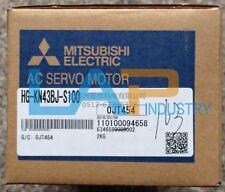NEW IN BOX Mitsubishi AC servo motor HG-KN43BJ-S100