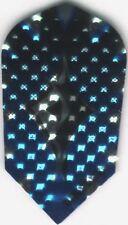 Slim Dimplex Blue Diamond Shield Dart Flights: 3 per set