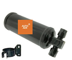 UNIVERSAL RECEIVER DRIER WITH 60MM BRACKET - HOT ROD, CLASSIC CUSTOM