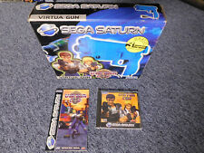 Virtua Cop + Virtua Gun Komplett Set Sega Saturn Pal Version RAR