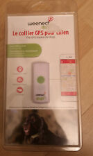 collier GPS pour chien - Weenect GPS Tracker -- NEUF sous blister