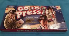 Learning Resources : GO TO PRESS - A Grammar Game