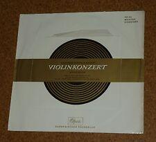 LP + Single Mozart Tibor Varga Violin KV 219 Opera 1180