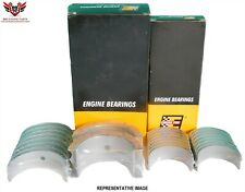 Chevy Sbc 265 283 327 Small Journal Crank Engine Pro Rod And Main Bearings Set