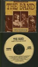 THE BAND The Collection CD CASTLE RECORDS robbie robertson rick danko