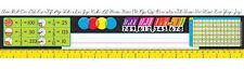 36 classe scuola scrivania riferimento targhette / DECORAZIONI PER SCRIVANIA t-69403
