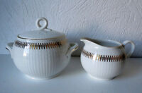 Rorstrand,  Rene, Sugerer & Creamer, Excellent Condition