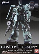 Bandai FW Fusion Works GUNDAM STANDArt 19 No.074 MS-06F-2 ZAKU II (F-2TYPE)