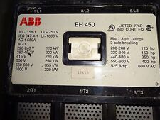 ABB EH450C-1 MAGNETIC CONTACTOR EH 450