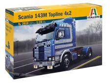 Camión de automodelismo y aeromodelismo Scania de escala 1:24