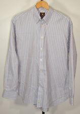 Men's Tailorbyrd - Large - Long Sleeve – Button Front Shirt - Cotton