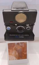 Polaroid SX-70 Instant Film Sonar OneStep SE Special Edition Camera TESTED