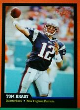 Tom Brady card Sports Illustrated For Kids Magazine #50