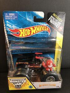 Hot Wheels Original Monster Jam 1:64 El Toro Loco