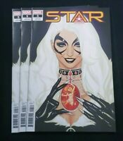 MARVEL COMICS STAR #5 (OF 5) ANKA FORESHADOW VARIANT