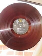 Elton John - Tumbleweed Connection LP 1970 UK DJM Records Ex/Ex Tran' Red Vinyl