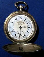 """Turkish Ottoman Pocket Watch """" Mamudie """" rare watch !"""