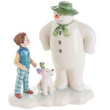 John Beswick JBS20 The Snowman and Snowdog Lets go on an Adventure