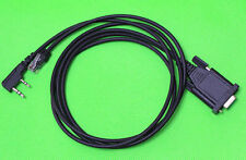 Serial Port Programming Cable for Kenwood KPG-22 KPG-46 LT-3268 2in1