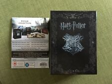 Harry Potter Complete Collection Limited Edition UK Region B Blu-ray/DVD 19 Disc